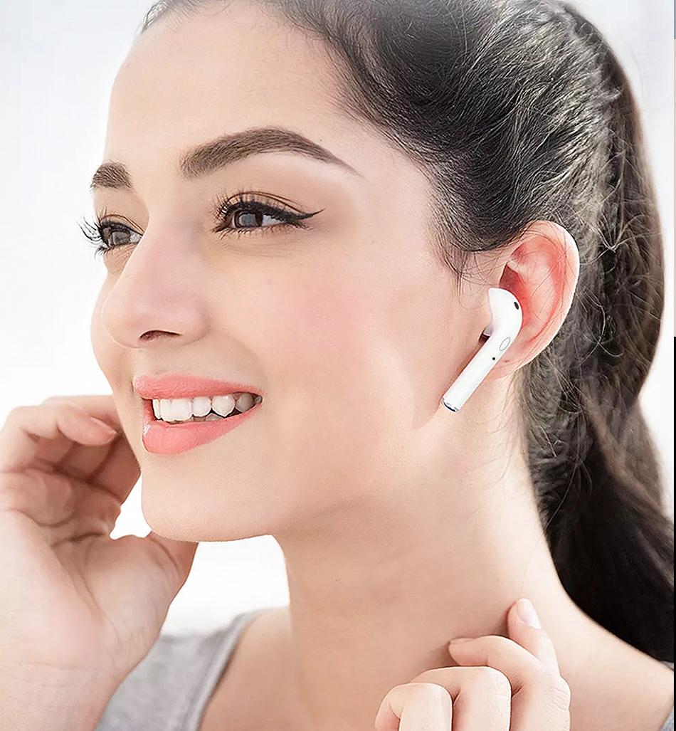 i9s Mini Wireless Bluetooth Earphones