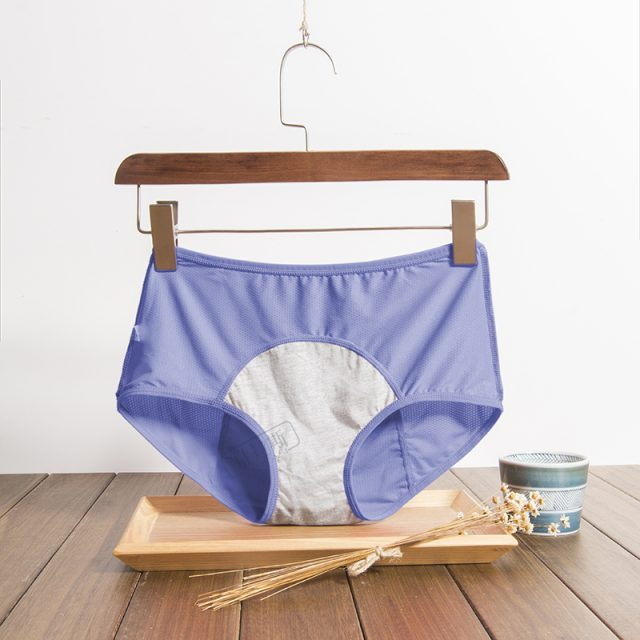 Women's Leak-ProofMenstrual Panties 3 pcs Set